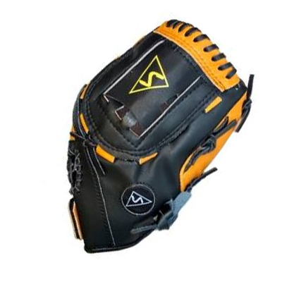 Guante De Softball De 12 Pulgadas - South. Mod Gs-1203-  Cuero Natural - Diestro
