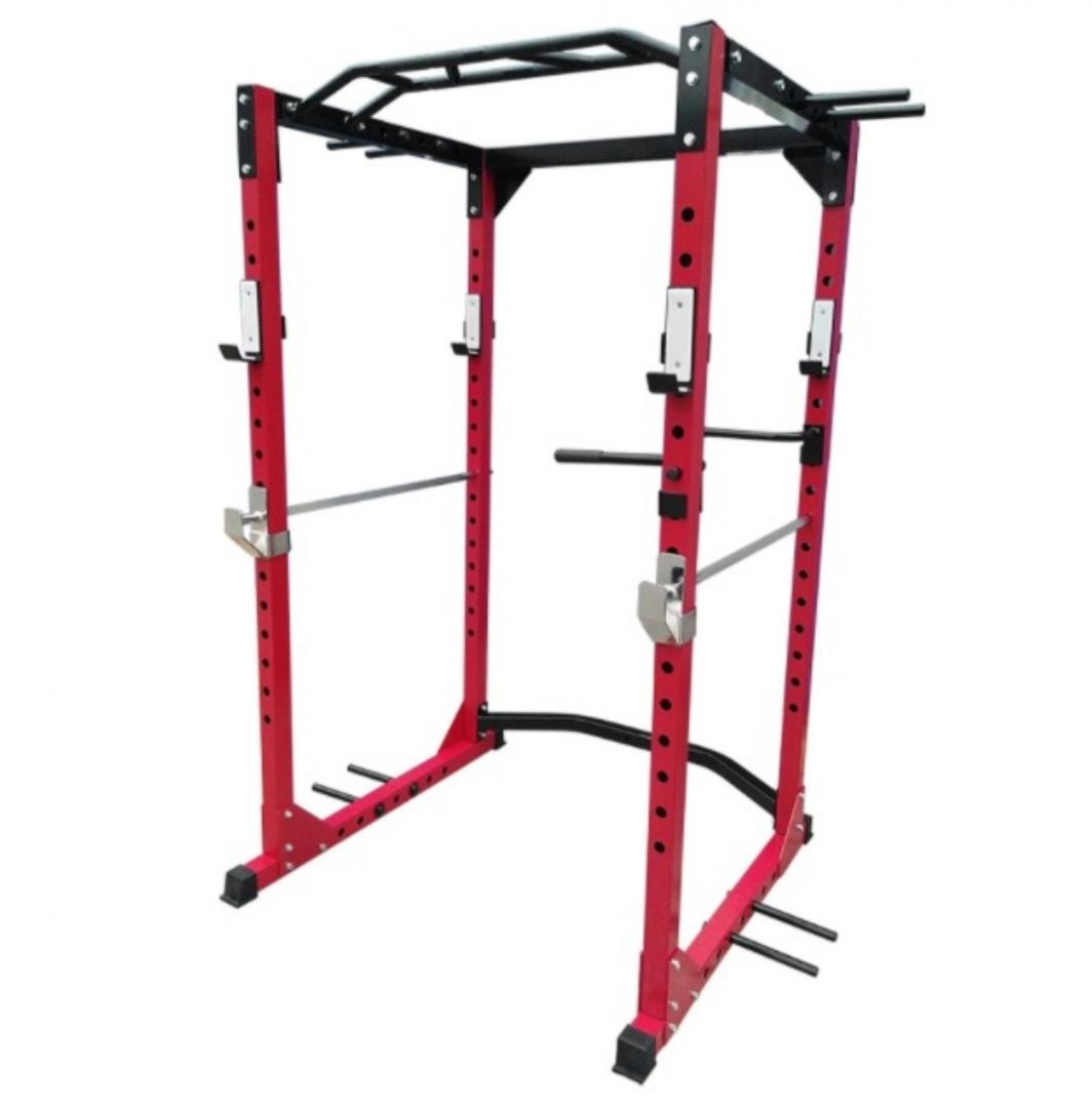 Jaula De Potencia - Power Rack - Autoportante