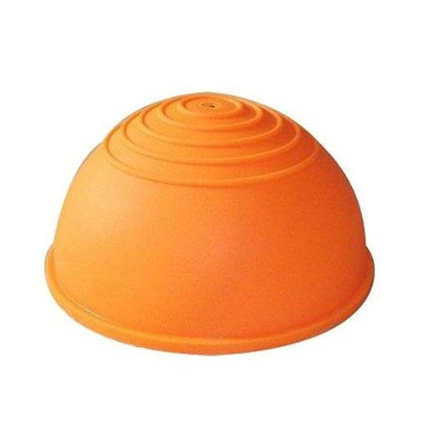 Media Esfera De Propiocepcion (mini Bosu) -- Inflable (19 Cm. De Diametro)
