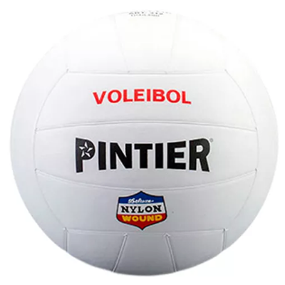 Pelota De Voley Pintier Rubberised
