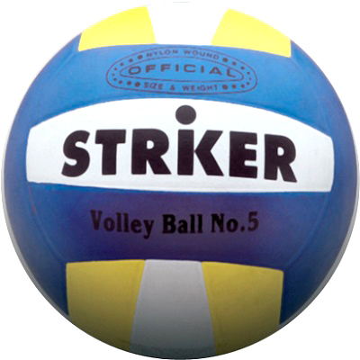 Pelota De Voley Striker Goma