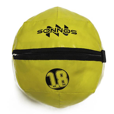 Super Medicine Ball Simil Dynamax 18 Kg