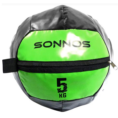 Super Medicine Ball Simil Dynamax 5 Kg